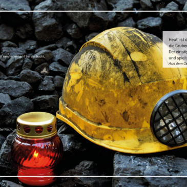 Buchprojekt: Kohle unter unseren Füßen